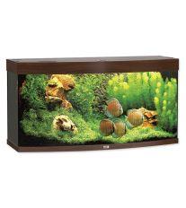 Juwel Vision 260 akvárium set tmavo hnedý 121x46x64 cm, objem 260 l