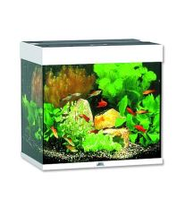 Juwel Lido 120 akvárium set biely 61x41x58 cm, objem 120 l