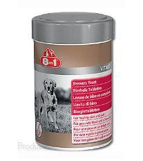 8in 1 kvasnice pivovarské pre psov, 260 tabliet