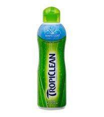 Tropiclean White Coat Šampón pre psov na bielu srsť 590 ml