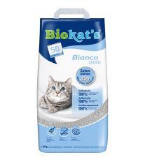Gimpet Biokats Bianco Hygiene podstielka biela bez vône, 5 kg