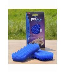 Pet and Me Kefa pre krátkosrsté mačky modrý