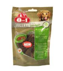 8in1 Fillets pre digest pochúťka pre dobré trávenie - veľkosť S 80 g
