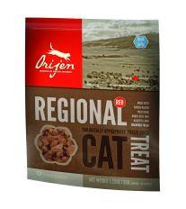 Orijen Cat Regional Red - pochúťka sušené mäso viacdruhové 35g