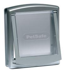 PetSafe Dvířka Staywell 737 Originál, stříbrná, velikost S
