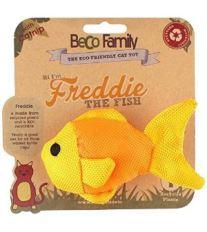 Beco Cat Nip Toy - Rybka Freddie