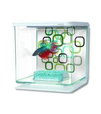 Hagen Marina Betta Kit Geo Bubbles akvárium plastové 2 l