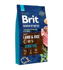 Brit Premium by Nature Dog Sensitive Lamb 8 kg