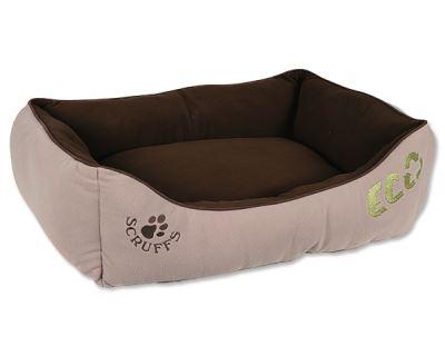 Scruffs Eco Box Pelech prírodný hnedý, 75x60 cm