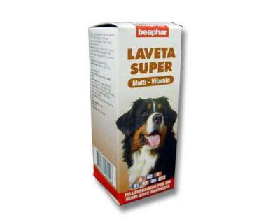 Beaphar Lavette Super mačka intenzívna vitamínová kúra pre krásnu srsť 50 ml