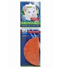 Micromed Očné & ušné utierka s iónmi striebra pre mačky