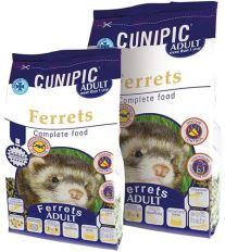 Cunipic ferrets Adult - fretka dospelá 600 g