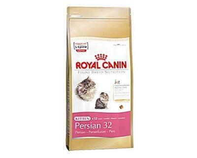 Royal Canin Breed Feline Kitten Persian - pre mačiatka perzských mačiek 400 g