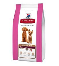 Hill's Canine Dry Adult Small&Mini Lamb-Rice