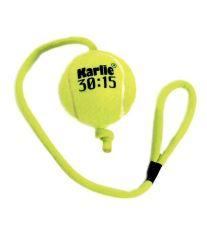 Hračka tenis Lopta na šnúrke Karlie 6,5 cm