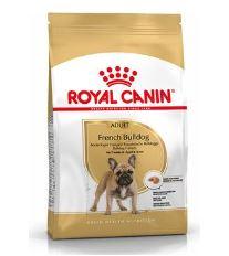Royal Canin Breed Fr. Buldoček - pre dospelých fr. buldočeky