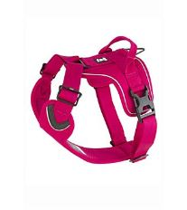Postroj Hurtta Active cherry 45-60cm