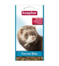 Pochúťka BEAPHAR Ferret Bits s mált pastou 35 g