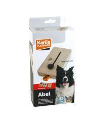 Karlie-Flamingo Interaktivní dřevěná hračka ABEL 22x12cm