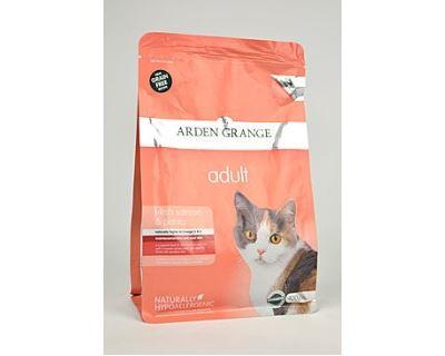 Arden Grange Cat Adult Salmon & Potato - losos & zemiaky 400 g