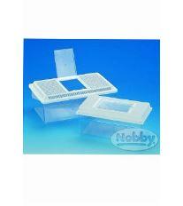 Nobby box transportní pro malá zvířata 41x23x17cm 10l