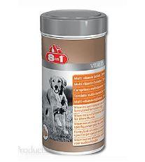 8in1 Multi Vitamin Tablets Senior - doplnkové krmivo pre staršie psy, 70 tabliet