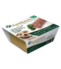 Paštika APPLAWS Dog Pate with Beef & Vegetables 150 g