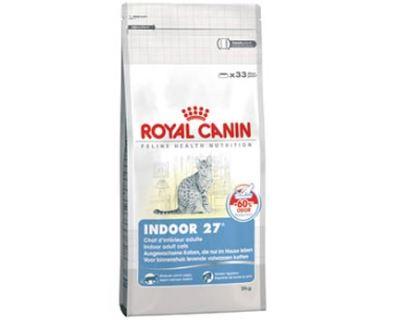 Royal Canin Feline Indoor - pre dospelé mačky žijúce v byte 4 kg