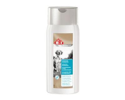 8in1 Šampón Sensitive pre citlivú srsť 250 ml