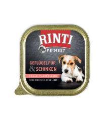 Vanička RINTI Feinest drůbež + šunka 150 g