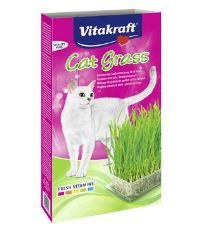 Vitakraft Cat Gras Tráva pre mačku 120 g