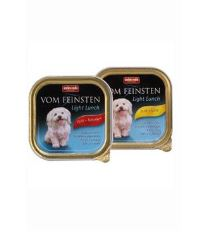 Animonda Vom Feinsten Light Paštéta - morka & syr pre psov s nadváhou 150 g