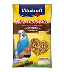 Lebertran Perls VITAKRAFT Sittich 20 g