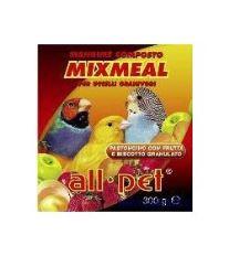 Krmivo pre Vtáky MIX MEAL pre zrnožravé 1kg