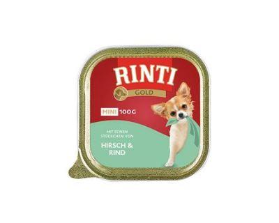 Rinti Gold vanička - jeleň & hovädzie 100 g