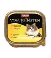 Animonda Vom Feinsten Senior Paštéta - hydinové pre mačky od 7 rokov 100 g