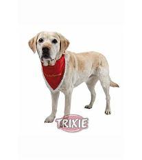 Trixie vánoční šátek 45-55cm/20mm M-L