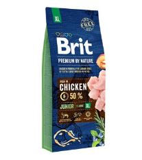Brit Premium by Nature Dog Junior XL 15 kg