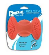 Chuckit! Drag n Fly aportovacia loptička s ušami, 6,5 cm