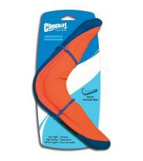 Chuckit! plávajúce bumerang oranžový - veľkosť M, 23x5,5 cm