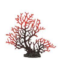 Dekorace AQUA EXCELLENT Mořský korál fialový 23,5 x 4,5 x 19,5 cm