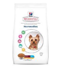 Hill's Canine VetEssentials Dry Neutered Mini 1,5kg