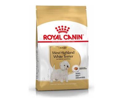 Royal Canin Breed West High White Terrier - pre dospelých west high white teriérov 500 g