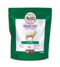 NUTRO Dog Grain Free Adult Medium Lamb 1,4kg