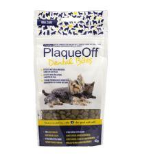 PlaqueOff Dental bites 60g