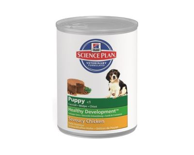 Hill 'Science Plan Canine Puppy konzerva - pre šteňatá 370 g