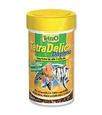Tetra Delica Daphnia 100% sušené vodné blchy 100 ml
