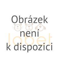 Marie Brožková MARYS Spací vak 3v1 XL pre psov a mačky tmavo šedý s oranžovou