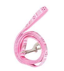 Vodítko kočka ETHNIC nylon růžové 1m Zolux