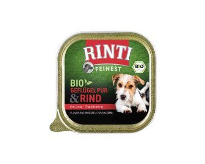 Rinti Bio vanička - hovädzie 150 g